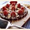 Chocolate Raspberry Cookie