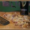 Rueben Pizza