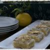Almond Lemon Crumb Bars