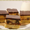 Caramel Cookie Dough Bars