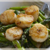 Asparagus Scallops