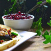 Middle Eastern Chicken Couscous Wrap