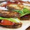 BLT Potato Sandwich