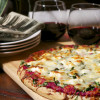 Roasted Beet Pesto Pizza