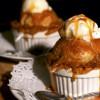 Caramel Pecan Apple Pie Cups
