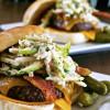 Johnny AppleSlaw Burger