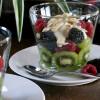 Sweet Yogurt Fruit Cup