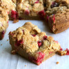 Cranberry Orange Brownies