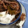 Caramel Pecan Crockpot Brownies