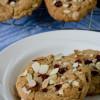 Cranberry Almond Bakery Cookies