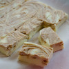 Salted Caramel White Chocolate Fudge