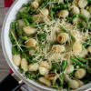 Springtime Asparagus Gnocchi