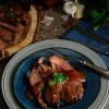 Sweet Spicy BBQ Flank Steak