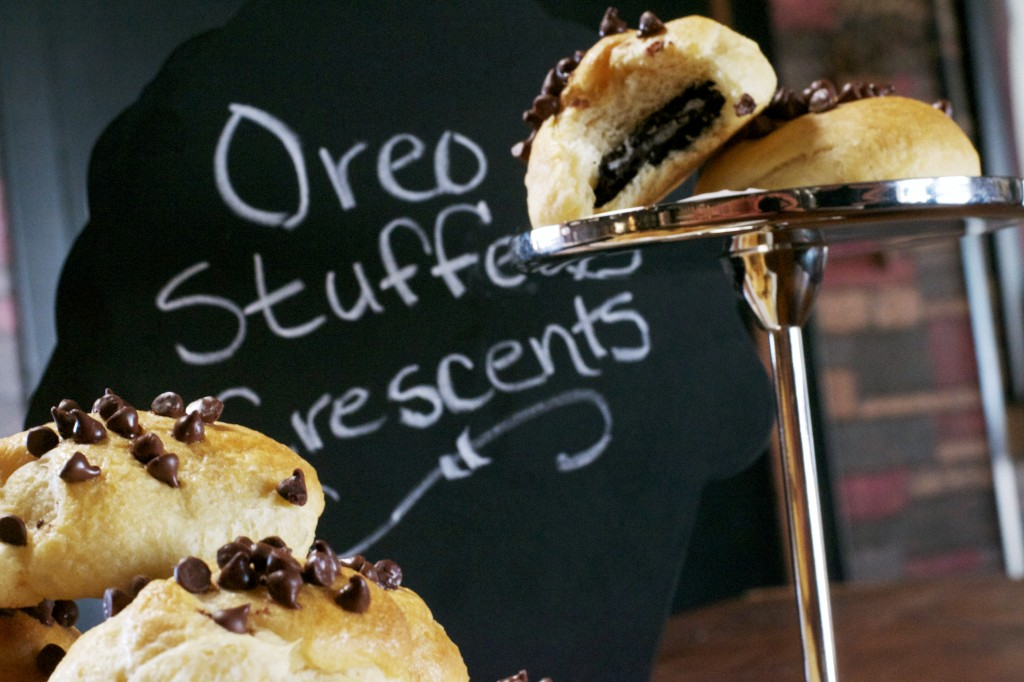 Oreo Stuffed Crescents 1