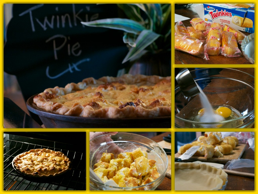 Twinkie Pie Collage