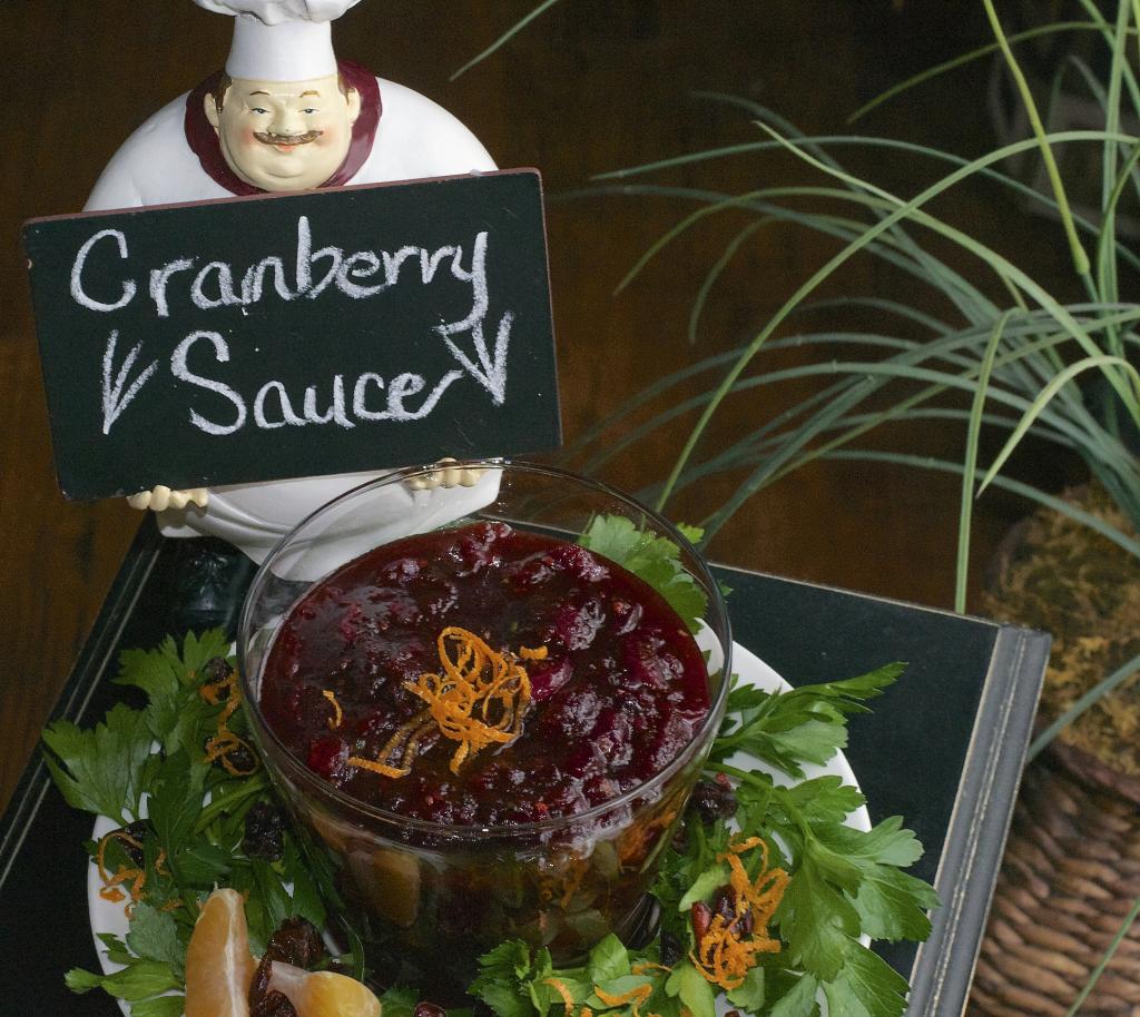 Cranberry Chef