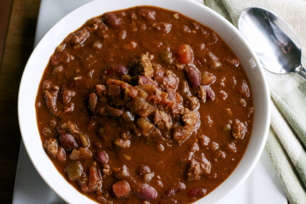 Sweet and Spicy Chili 1