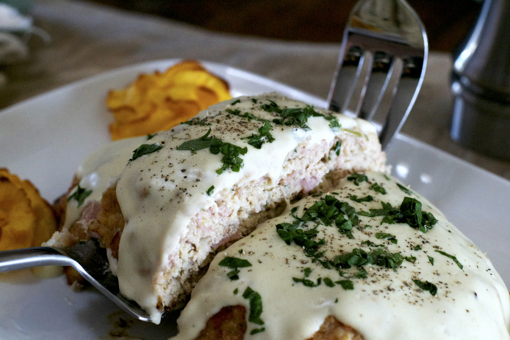 Serve Cordon Bleu Loaf to company as an elegant meal or to the family ...