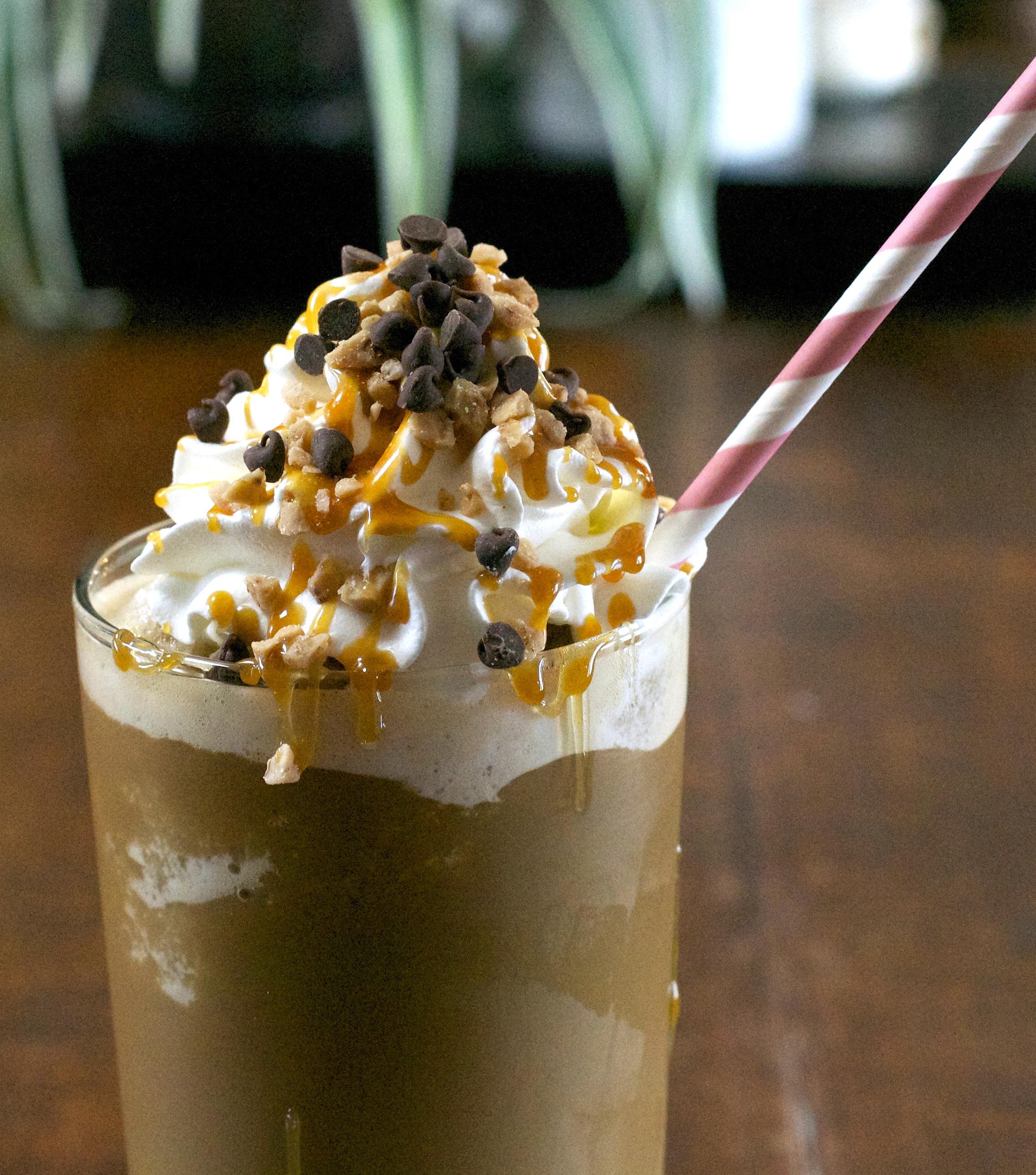 Skinny Starbucks Frappuccino Recipe — Dishmaps