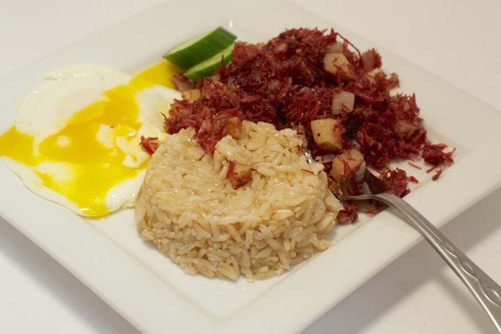 Corned Beef Hash - What the Forks for Dinner?