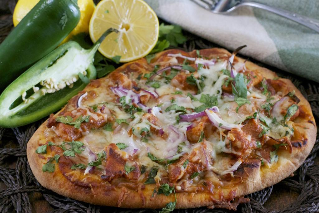 Tikka Pizza