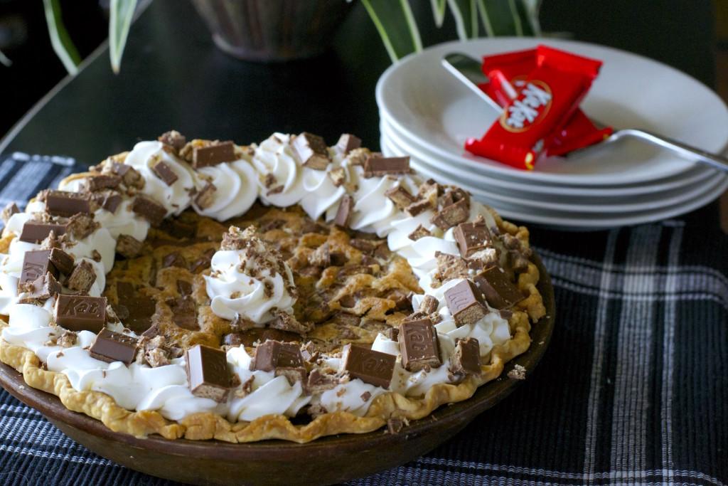 Kit Kat Pie 1