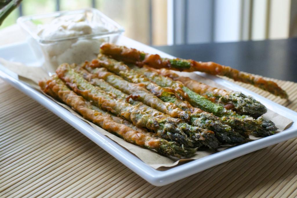 Asparagus Sticks 2