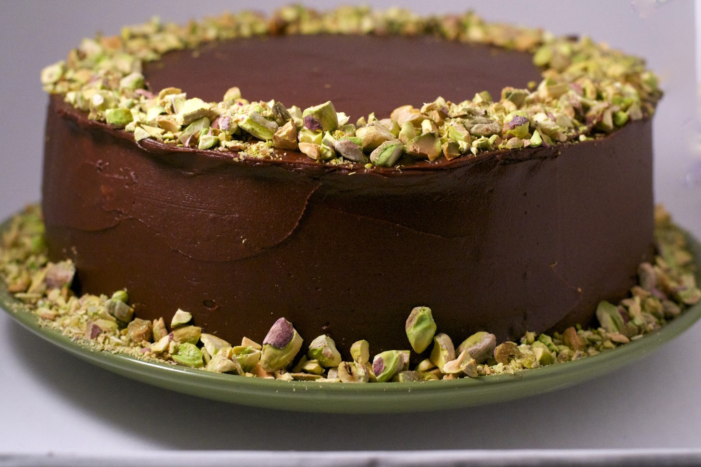 Watergate Ganache Cake 1