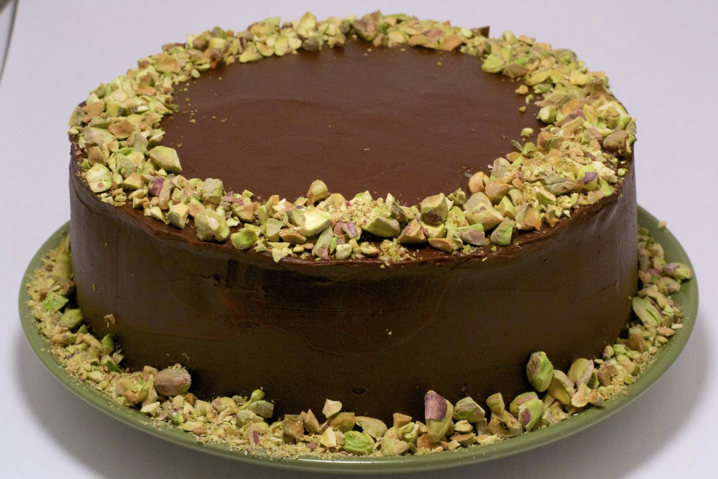 Watergate Ganache Cake