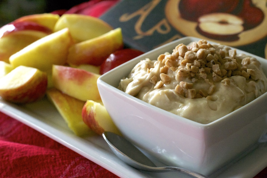 Whipped Toffee Dip and Apples 8