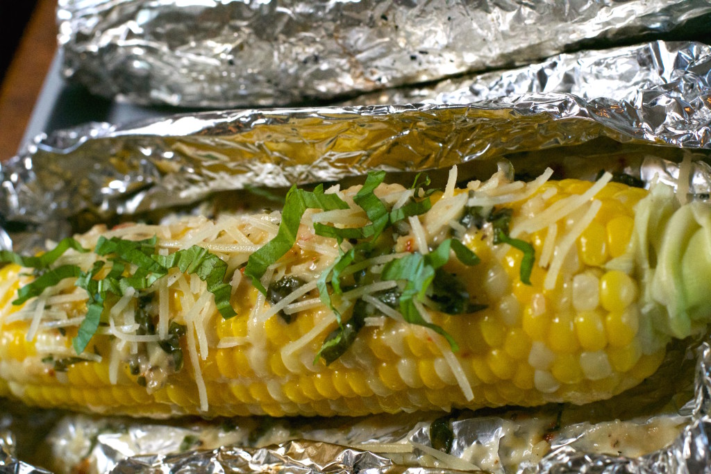 Italian Corn on the Cob 8