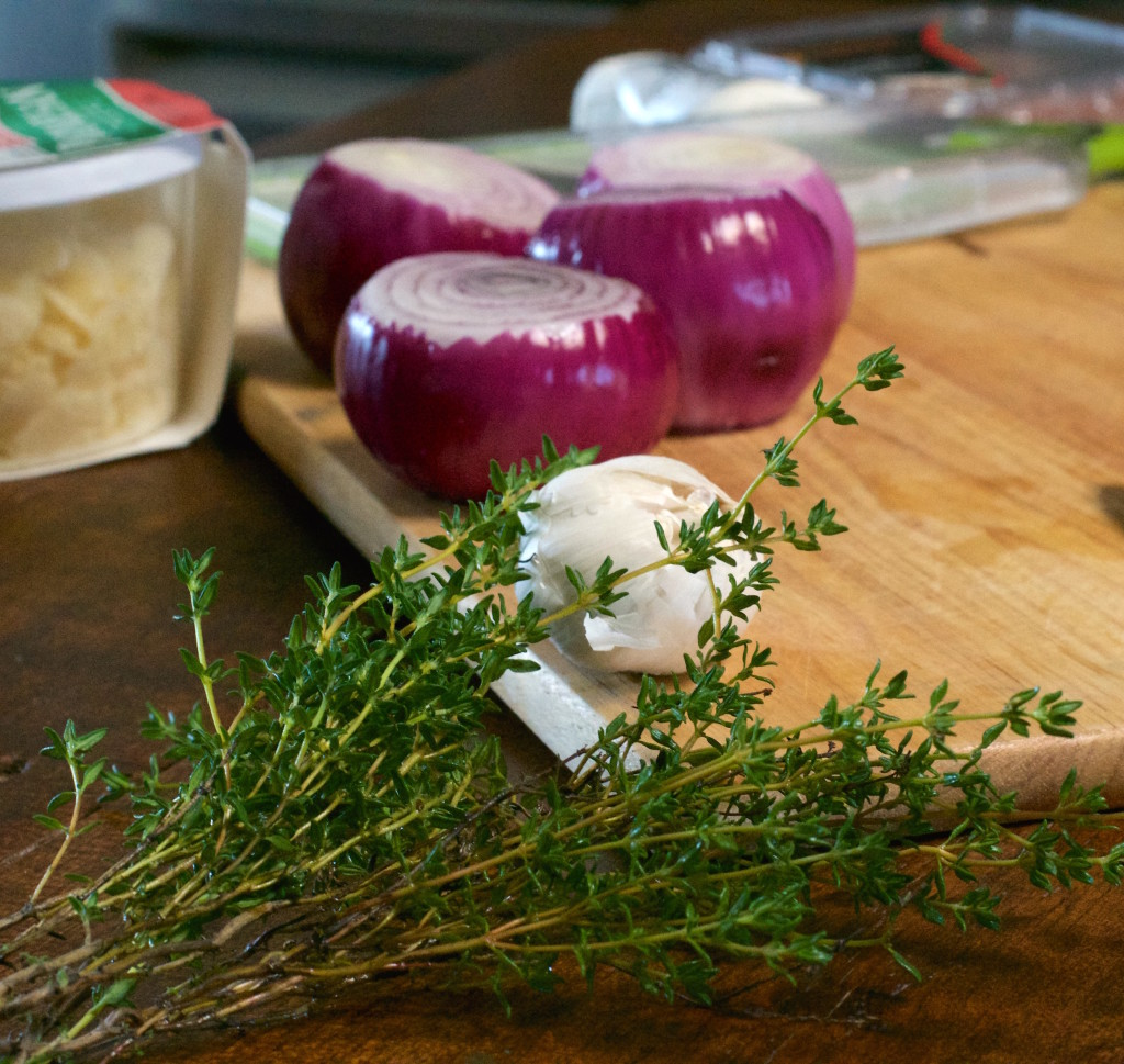 Red Onion Thyme