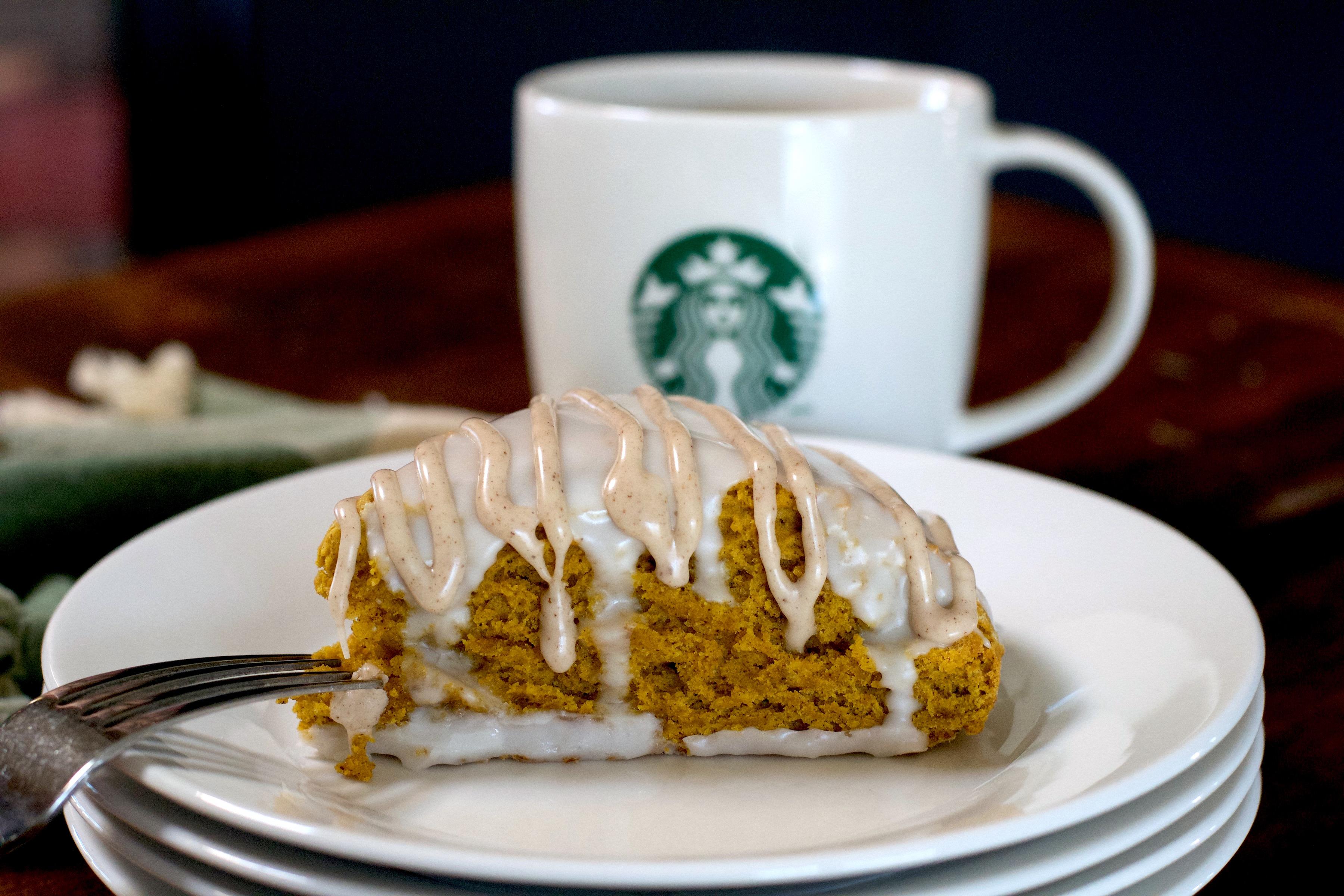 Starbucks Pumpkin Scones Copycat Recipe …….that I copycatted from ...