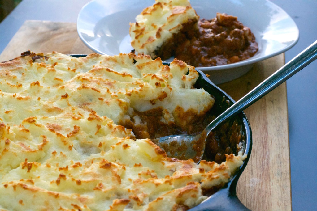 Chili Shepherds Pie