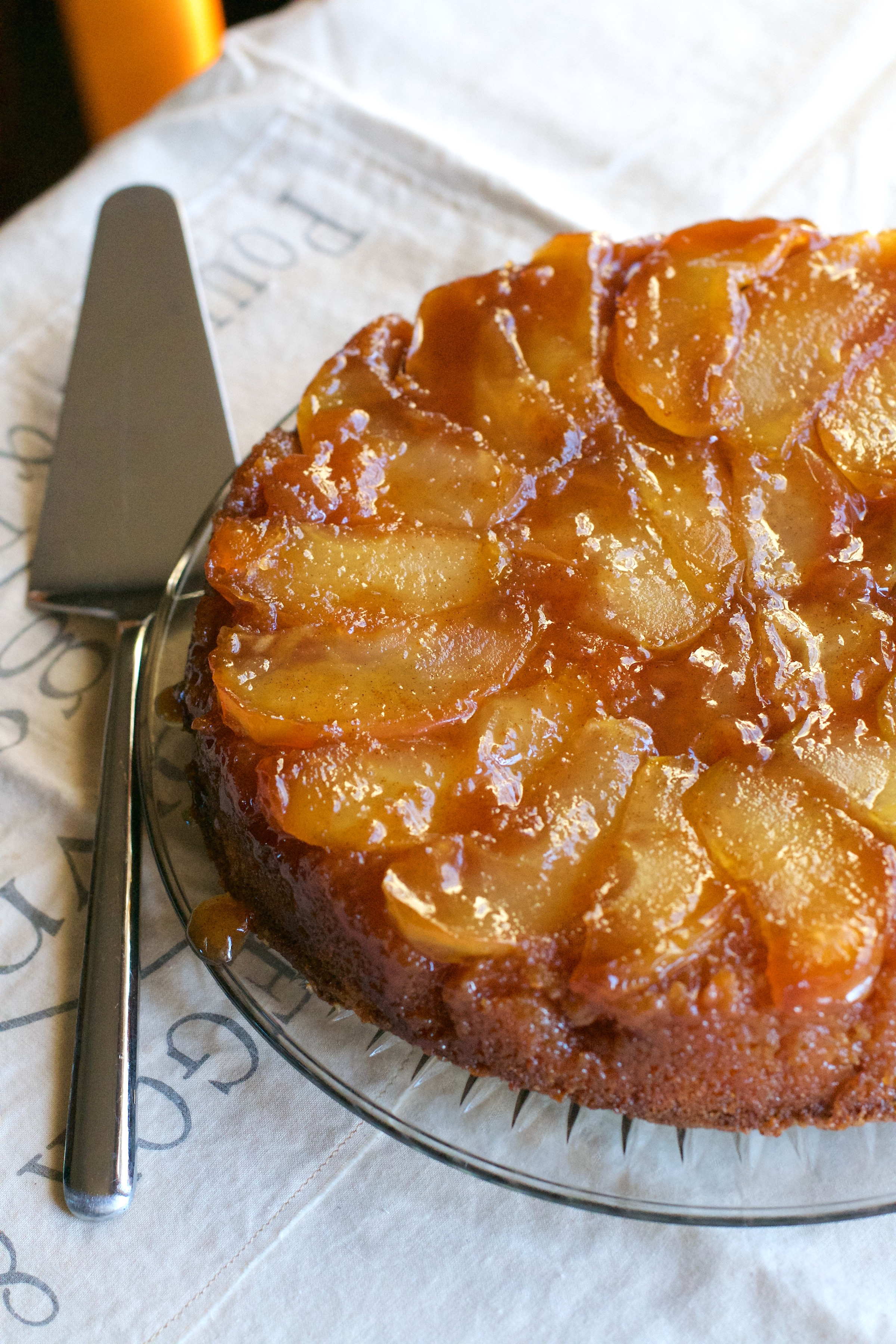 Apple And Honey Cake Recipe
