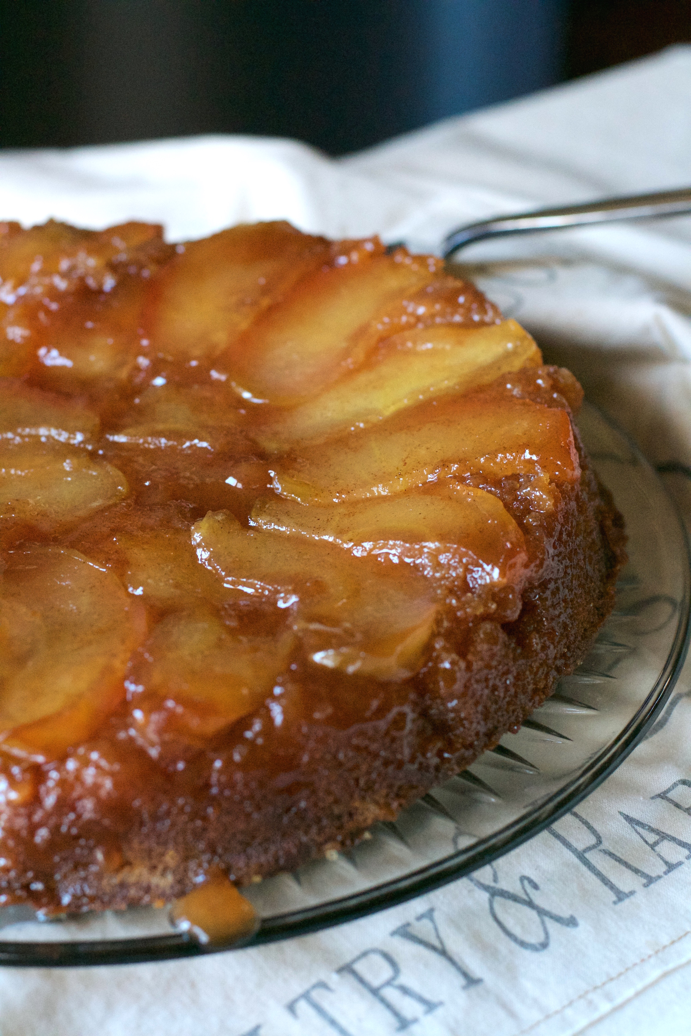 French Apple Cake - What the Forks for Dinner?