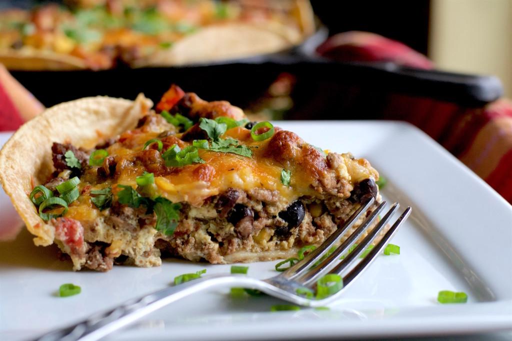 Tex-Mex Taco Pie 3