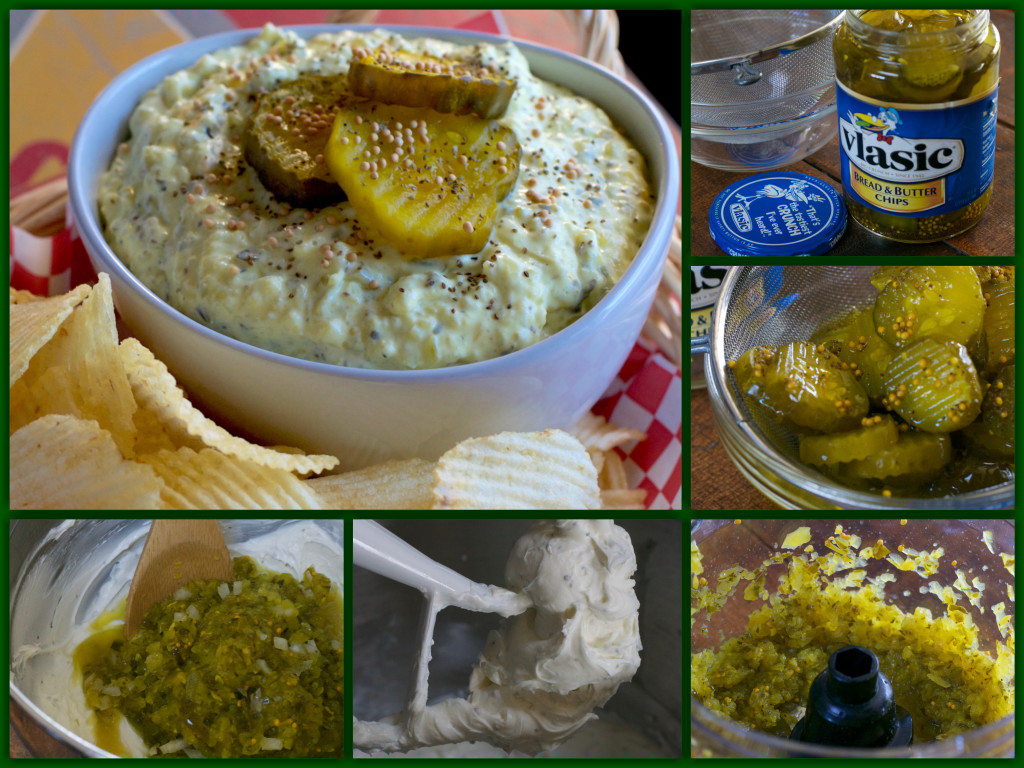 Bread and Butter Pickle DIp_Fotor_Collage