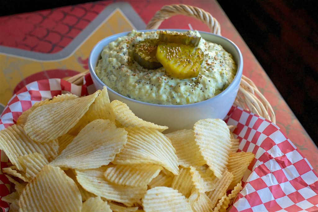 Bread and Butter Pickle Dip 2