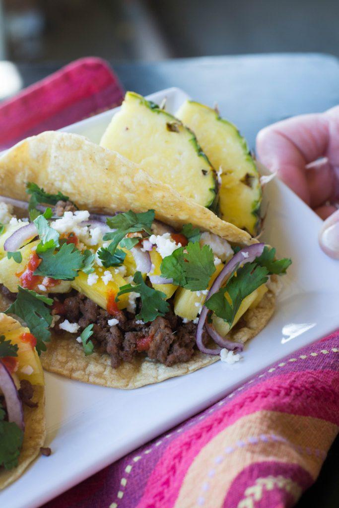 Hawaiian Tacos