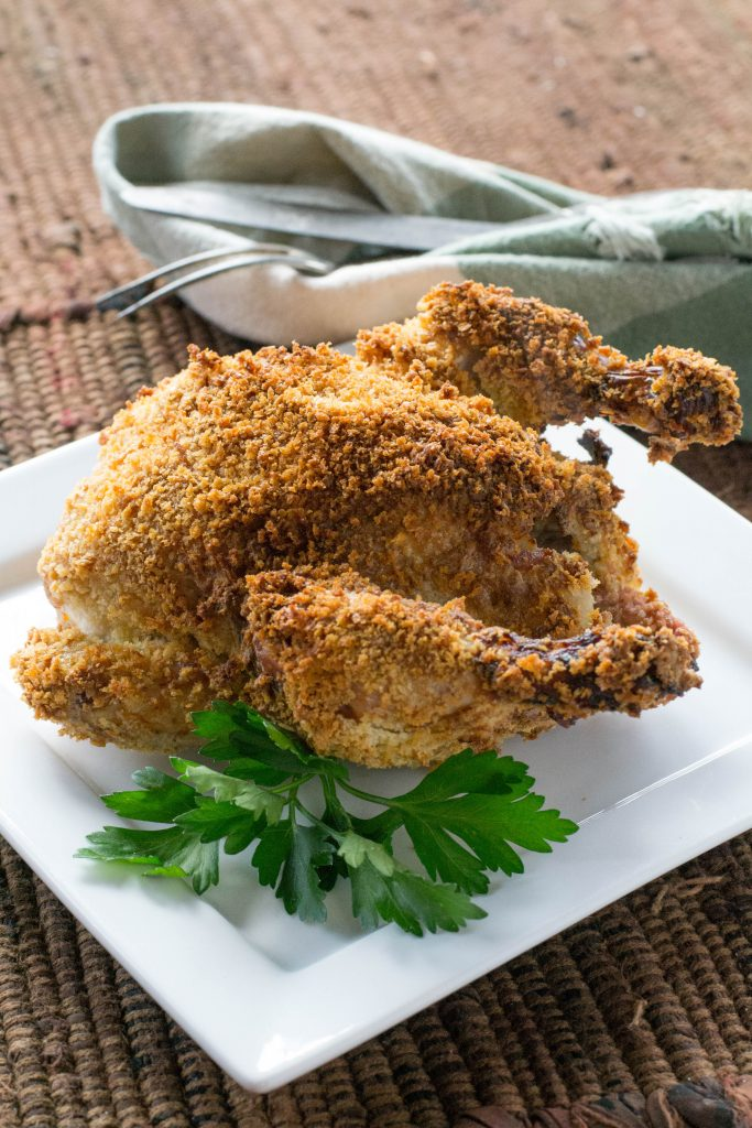 Air Fryer Cornish Hen