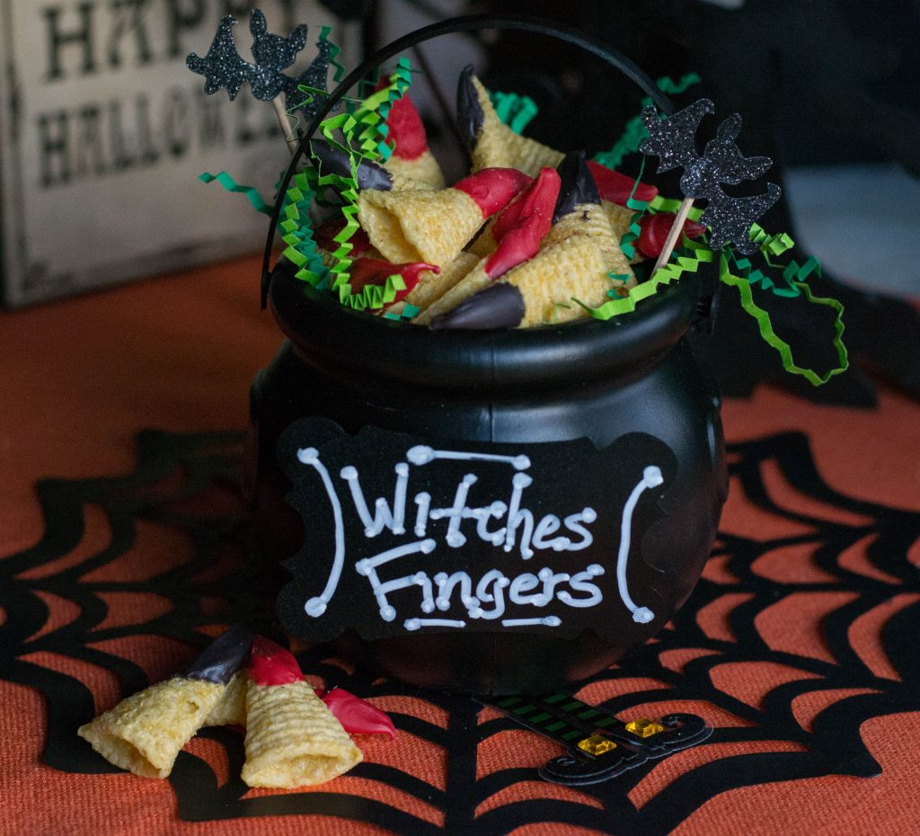 Witches Fingers