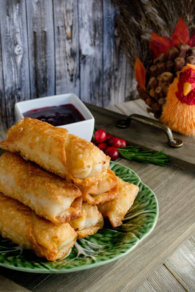 Thanksgiving Eggs Rolls