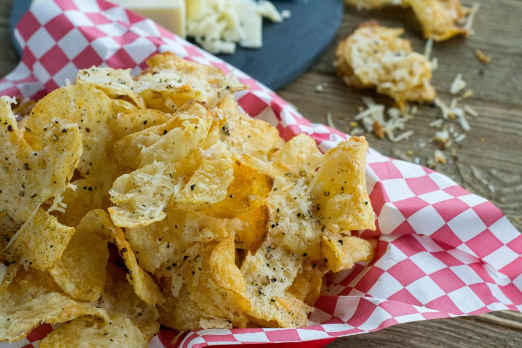 Crunchy Double Cheese Chips