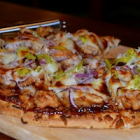 Quick Easy BBQ Chicken Pizza