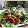 Italian Sausage Caprese Salad