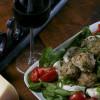 Italian Meatball Salad