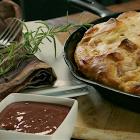 Monte Cristo Skillet Bread