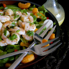 Oriental Shrimp Salad
