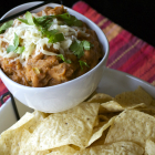 Tim's Pinto Bean Pork Dip